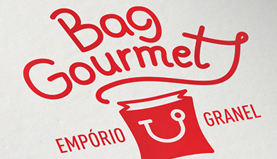 Identidade Visual Bag Gourmet de Bag Gourmet